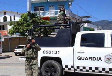 GN y civiles armados se enfrentan en Unión de Tula; hay un muerto