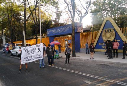 UNAM retoma posesión del CCH Azcapotzalco