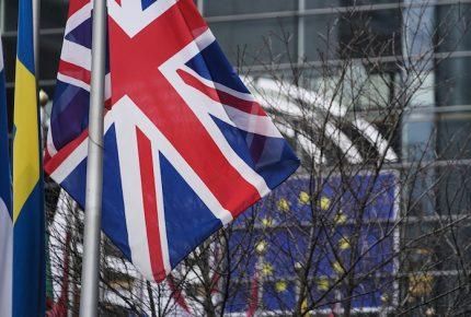 Líderes de la UE firman el Brexit