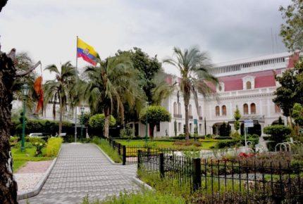 México concede asilo a 4 diputados ecuatorianos
