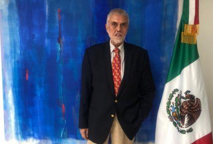 México envía nuevo encargado de Negocios a Bolivia