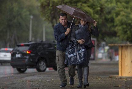 Se prevén lluvias torrenciales en el sureste de México