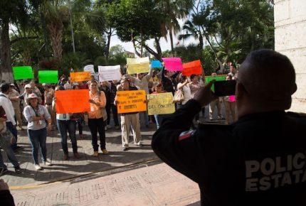 Marchas y concentraciones afectarán vialidades de CDMX