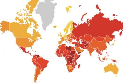 México sube ocho lugares en índice de corrupción