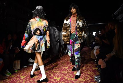 Semana de la Moda de Londres se muda a Milán... e Instagram