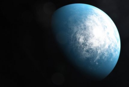 NASA descubre planeta que podría tener agua