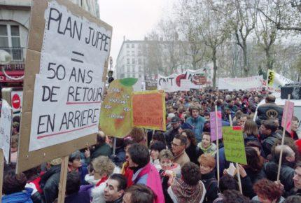 Huelga de transportistas en Francia, la más larga desde 1987