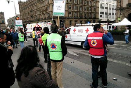 50 millones de mexicanos participaron en Megasimulacro