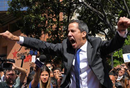 Fiscalía venezolana investiga a Guaidó por golpe de Estado