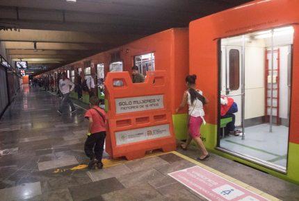 Trabajadores del Metro convocan a paro el 10 de mayo