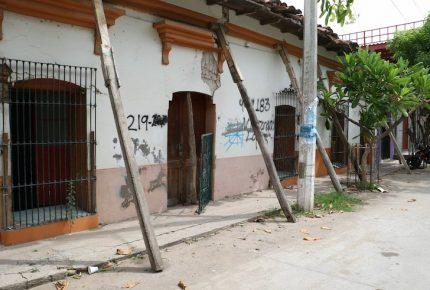 A tres años, persisten daños por sismo del 7S en Oaxaca