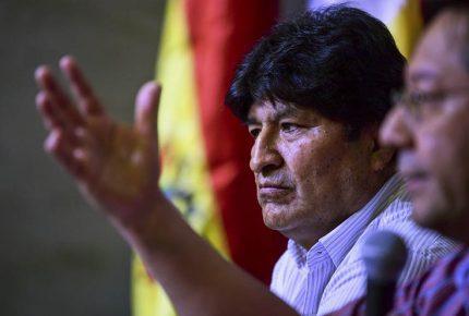 Evo Morales revela que tres países le han ofrecido atención médica