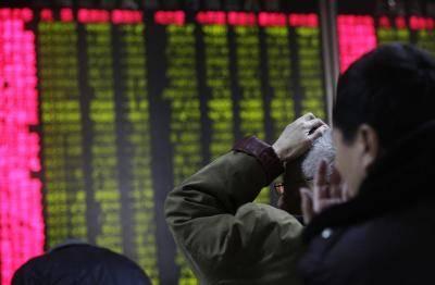 Caen las exportaciones y las importaciones en China en mayo