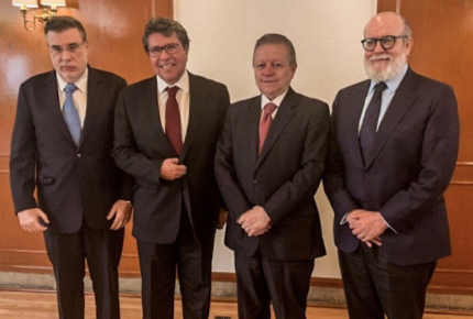 Legislativo y Judicial alistan paquete de reformas al sistema de justicia