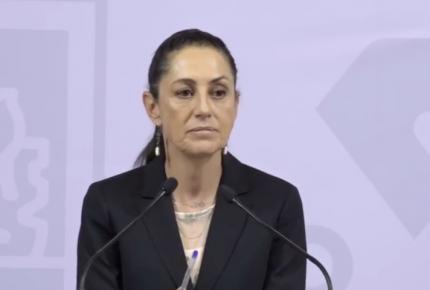 Hasta Sheinbaum rechaza eliminar delito de feminicidio