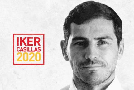 Casillas va por presidencia de Federación Española de Futbol