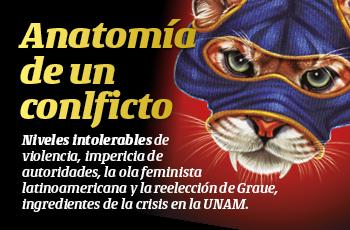 #Portada Anatomía del conflicto, los motivos de las pumas