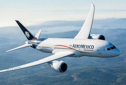 Acciones de Aeroméxico se desploman y cotizan en 2.68 pesos en la BMV