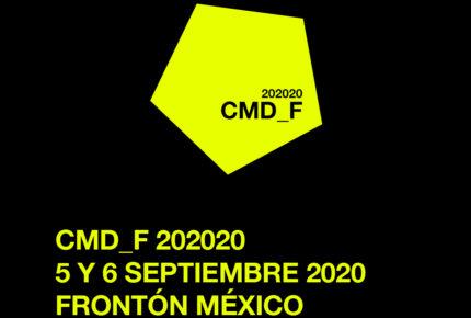 Revelan el cartel del CMD FEST 2020