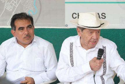 Critica Muñoz Ledo condición de migrantes en Estación de Tapachula