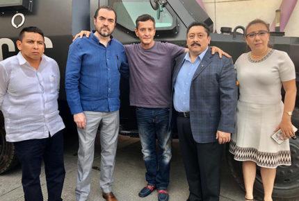 Rescatan a empresario secuestrado en Cuernavaca