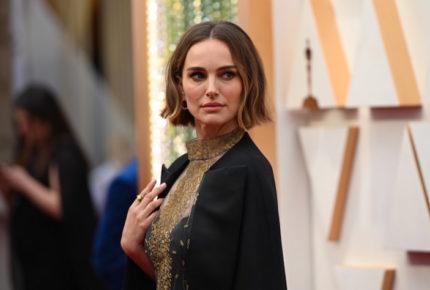 Natalie Portman responde a críticos de su protesta en los Oscar