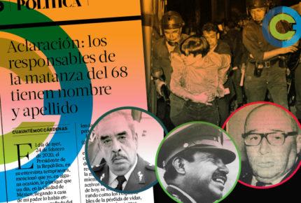 La Tres | Cárdenas, para alusiones personales