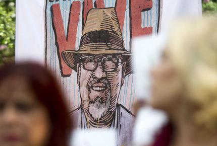 """Se difiere audiencia de """"El Quillo"""" por asesinato de Javier Valdez"""