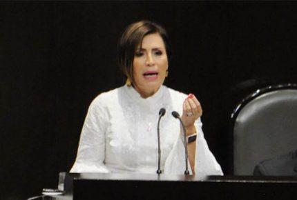Rosario Robles se declara inocente del desvío de más de 5 mmdp