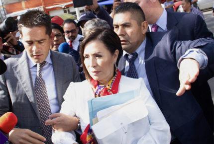 Dan prórroga a Rosario Robles para presentar pruebas
