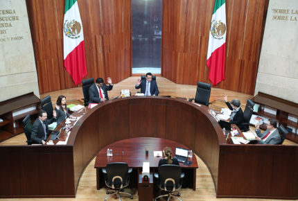 Aplaza TEPJF resolución sobre dirigencia de Morena