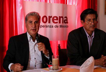 No impugnaré nueva dirigencia en Morena: Díaz Durán
