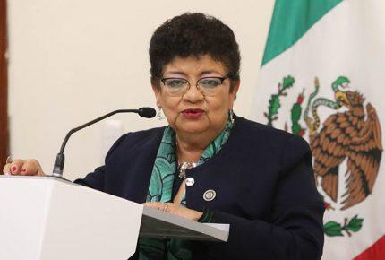 Exdirigente del PRI solicita amparo contra Ernestina Godoy