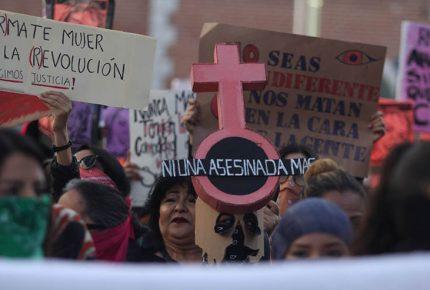 Veracruz, primer lugar en feminicidios en 2019