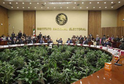 Ellos son 63 aspirantes a ocupar un lugar en el Consejo General del INE