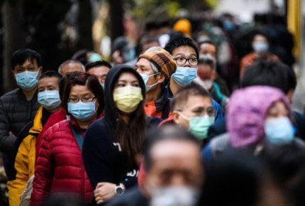 Suman 560 muertos por coronavirus