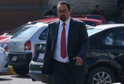 Abogado Julio Antonio Hernández Barros deja el caso Rosario Robles