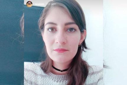 Hallan con vida a Claudia Raquel Larrauri