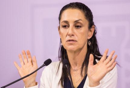 Critican respuesta de Sheinbaum a protestas de mujeres