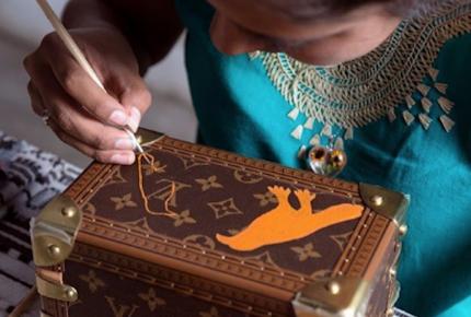Louis Vuitton integra diseños artesanales oaxaqueños