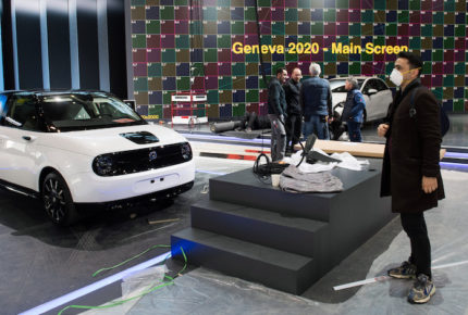Cancelan Salón Internacional del Automóvil de Ginebra por coronavirus