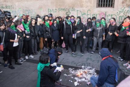 Feminicidios provocan indignación contra AMLO: WP