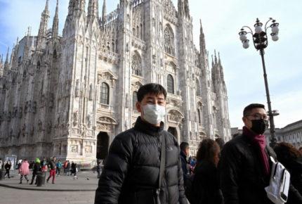 El Norte de Italia empieza a aislarse por el coronavirus
