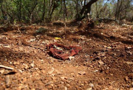 Encuentran fosa con 11 cuerpos en Uruapan, Michoacán