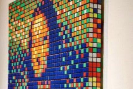 Subastan Gioconda en cubos de Rubik en más de 480 mil euros