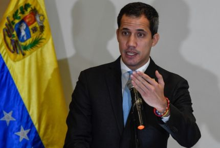 Guaidó propone conformar un 'gobierno de emergencia'