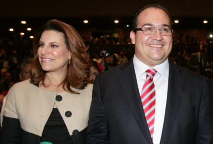 Tras 19 años, Javier Duarte y Karime Macías se divorcian