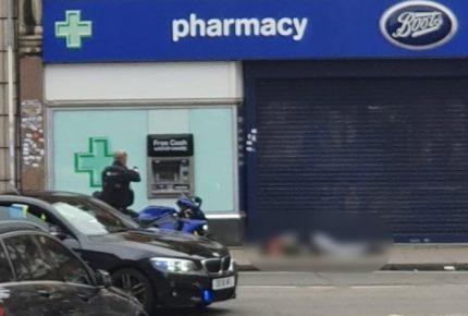 Policía de Londres abate a presunto terrorista