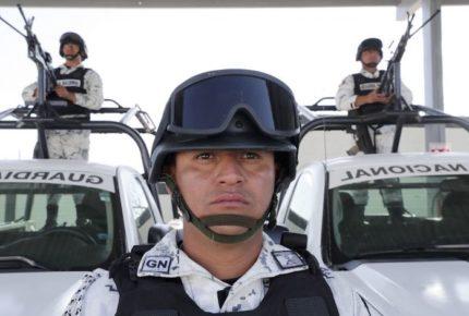 Apoyo de Fuerzas Armadas, mientras se consolida la GN: SSPC