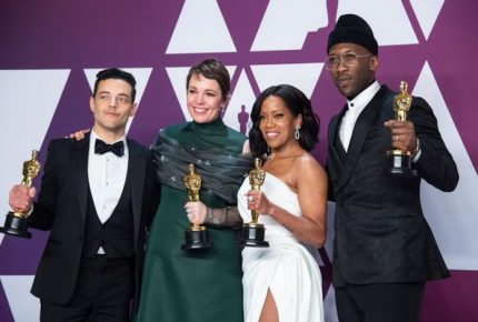 #OscarsSoMale expone la marginación de las mujeres en las nominaciones
